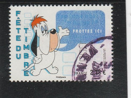 FRANCE 2008 ISSU DU BLOC FETE DU TIMBRE DROOPY TEX AVERY YT 4152 OBLITERE - Usati