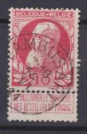 N ° 74  LAMBUSART   COBA +8.00 - 1905 Grosse Barbe