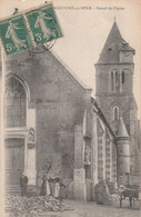 27 Montfort Sur Risle. Portail De L'eglise - Sonstige Gemeinden