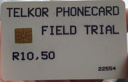 Telkor South Africa - Field Trial-  Printing Error RRR - South Africa