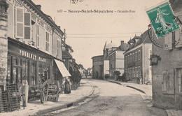 Neuvy-Saint-Sépulchre - Grande Rue - Otros Municipios