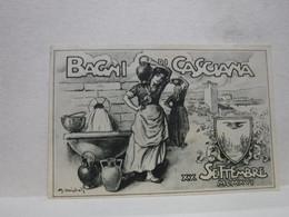 BAGNI DI CASCIANA  --- PISA  ---   XX SETTEMBRE  1916 - Pisa