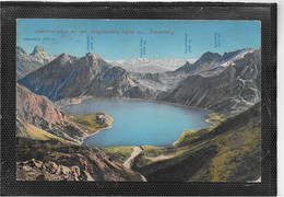 AK 0583  Brand - Lünersee Mit Douglashütte / Verlag Purger & Co Um 1911 - Brandertal