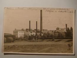 Lwow Persenkowka.Elektrownia.RPPC 1934.Paczki Zywnosciowe Slogan..Poland.Ukraine - Ukraine