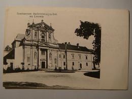 Lwow Seminarium Duchowne Rzym-kat.Nakl.S.Silber,#276.Poland.Ukraine - Ukraine
