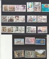 Espagne Lot De 22 Timbres Neufs Sans Charnière - Collections