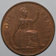Grande-Bretagne - 1 Penny - 1948 - 1902-1971 : Monete Post-Vittoriane