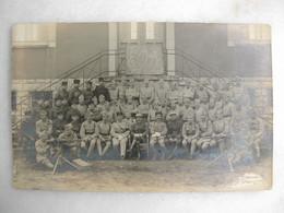 PHOTO - Militaria - EOR 1er Contingent - Photo De Groupe - Guerra, Militares