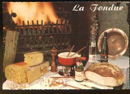 CPM Recette De Cuisine La Fondue Savoyarde - Recetas De Cocina