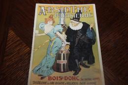 Carte Postale: ABSINTHE ¨Parisienne Affiche Musée De Pontarlier (39) - Pubblicitari
