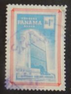 """PANAMA YT PA 203 OBLITÉRÉ """"10EME ANNIVERSAIRE DES DROITS DE L HOMME"""" ANNÉE 1959 - Panama"""