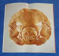 1976 Gold Of The Pre-Columbian America Peru Colombia Panama Costa Rica Metropolitan Museum Of Art New York Illustration - Boeken, Tijdschriften, Stripverhalen