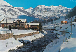 (L279) - AYAS PERRIASC (Aosta) - Scorcio Panoramico, Il Torrente Evancon E La Catena Del Monte Rosa - Aosta