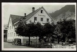 Carte Photo - St Anton Am Alberg - Gasthof Goldenes Kreuz - 2 Scans - St. Anton Am Arlberg