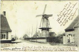 Blaton. Moulin De La Petite Bruyère. Molen. - Bernissart