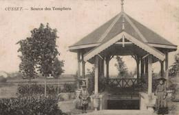 03 CUSSET  SOURCE DES TEMPLIERS - Andere Gemeenten