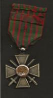 Militaria 1914/1918  / WW1 Médaille Croix Du Combattant 1914 1917 - France