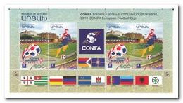 Nagorno Karabaki 2019, Postfris MNH, Football - Briefmarken