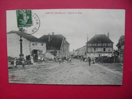 PARNOT  (Hte-Marne)  -  Rue De La Place - Fayl-Billot