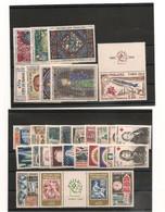 FRANCE 1964  N° 1404/1434** - 1960-1969
