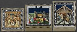2011 Liechtenstein  Mi. 1614-6**MNH  Weihnachten - Ongebruikt