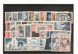 FRANCE 1965  N° 1435/1467** - 1960-1969