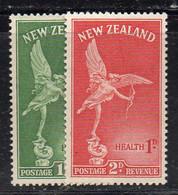 ZEL295 - NUOVA ZELANDA 1947 ,   Yvert N. 295/296  ***  MNH (2380A) - Nuovi