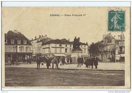 [16] Charente > Cognac  Place Francois 1er 01 - Cognac