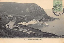 JERSEY - Bonne Nuit Bay - Publ. Geo Barré 88 - Jersey
