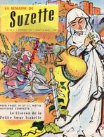 LA SEMAINE DE SUZETTE- N° 106- 3 DECEMBRE 1959- LE LISERON PETITE SOEUR ISABELLEPIERRE BELLEMARE RADIO LUXEMBOURG - Zonder Classificatie