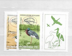 1999 MNH Romania Cept, Postfris** - 1999