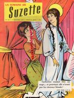 LA SEMAINE DE SUZETTE- N° 107- 10 DECEMBRE 1959-CATHERINE VOULAIT  ETRE UN ANGE- - Ohne Zuordnung