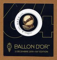 """FRANCE 2019 COLLECTOR """" BALLON D'OR """" - Collectors"""