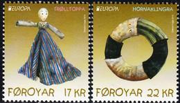 Faroe Islands 2015. Europa - CEPT. Old Toys.  MNH - Faeroër