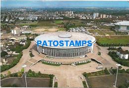 145191 JAPAN HELP STADIUM POSTAL STATIONERY POSTCARD - Cartoline Postali