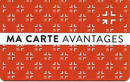 @+ Carte Fidélité Pharmacie (France) - Frankreich