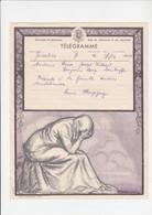 Telegram - Télégramme Vanuit Sombreffe - Gosselies - 1952 + Enveloppe - Stamped Stationery
