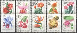 Ungarn 2164/73A O Blumen - Hungary