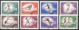 Ungarn 2262/69A O Leichtathletik - Hungary