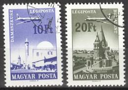 Ungarn 2315/16A O Flugpost - Hungary