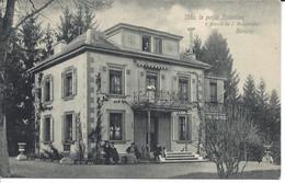Genève Villa La Petite Boissière , Animée, Personnages, Non Circulée - GE Ginevra