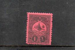 TURQUIE 1908 * - Nuovi