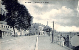 Namur - Avenue De La Plante (Editeur. G. Terme 1909) - Namur