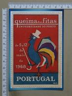 PORTUGAL - QUEIMA DAS FITAS - 1968 -  COIMBRA -   2 SCANS     - (Nº38472) - Coimbra
