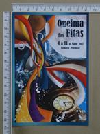 PORTUGAL - QUEIMA DAS FITAS - 2012 -  COIMBRA -   2 SCANS     - (Nº38477) - Coimbra