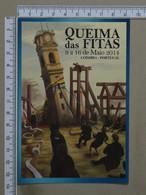 PORTUGAL - QUEIMA DAS FITAS - 2014 -  COIMBRA -   2 SCANS     - (Nº38478) - Coimbra