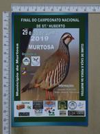 PORTUGAL - FINAL DO CAMPEONATO NACIONAL -  MURTOSA -   2 SCANS     - (Nº38494) - Aveiro