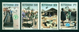 BOTSWANA 1995 Mi 582-85** 50th Anniversary Of The United Nations [DP988] - UNO