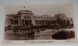 CARTE POSTALE ANCIEN  DE  BRITISH EMPIRE EXHIBITION WEMBLEY - 1924 /1925 - United Kingdom