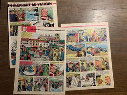 HISTOIRE ILLUSTREE UN ELEPHANT AU VATICAN JEAN DE MEDICIS LEON X 10 TRISTAN DE CUNHA JEAN BARILE - Vecchi Documenti